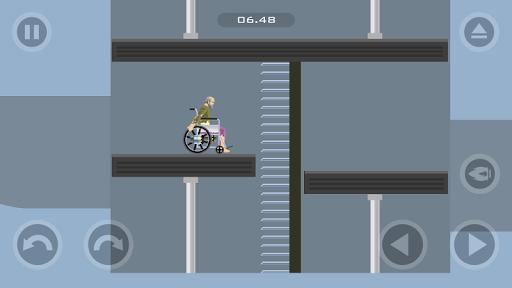 Happy Wheels screenshot 2