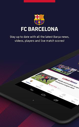FC Barcelona Official App 9 تصوير الشاشة