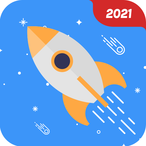 Rocket Cleaner - System Optimizer icon