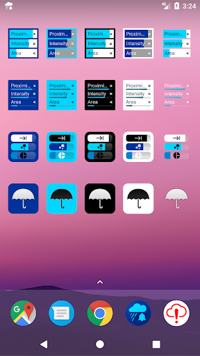 Rain Alarm 4 تصوير الشاشة