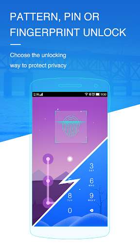 LOCKit - App Lock, Photos Vault, Fingerprint Lock screenshot 6