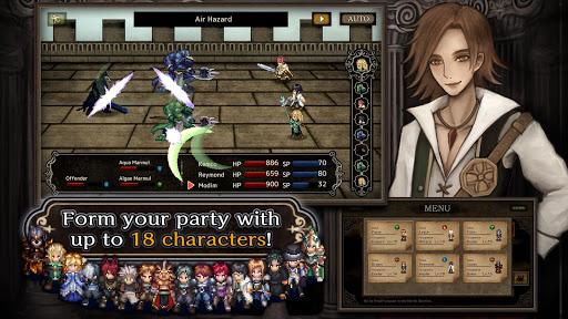 RPG Monochrome Order screenshot 4