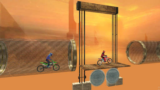 Bike Racer : Bike stunt games 2020 screenshot 7
