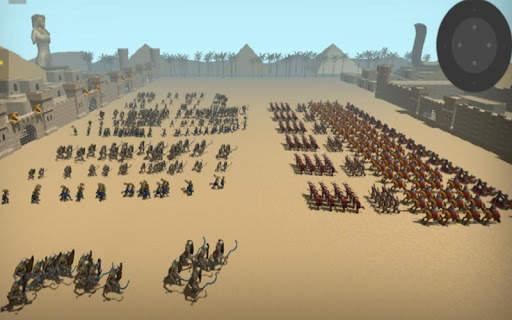 إمبراطورية الرومانية بعثة مصر screenshot 3