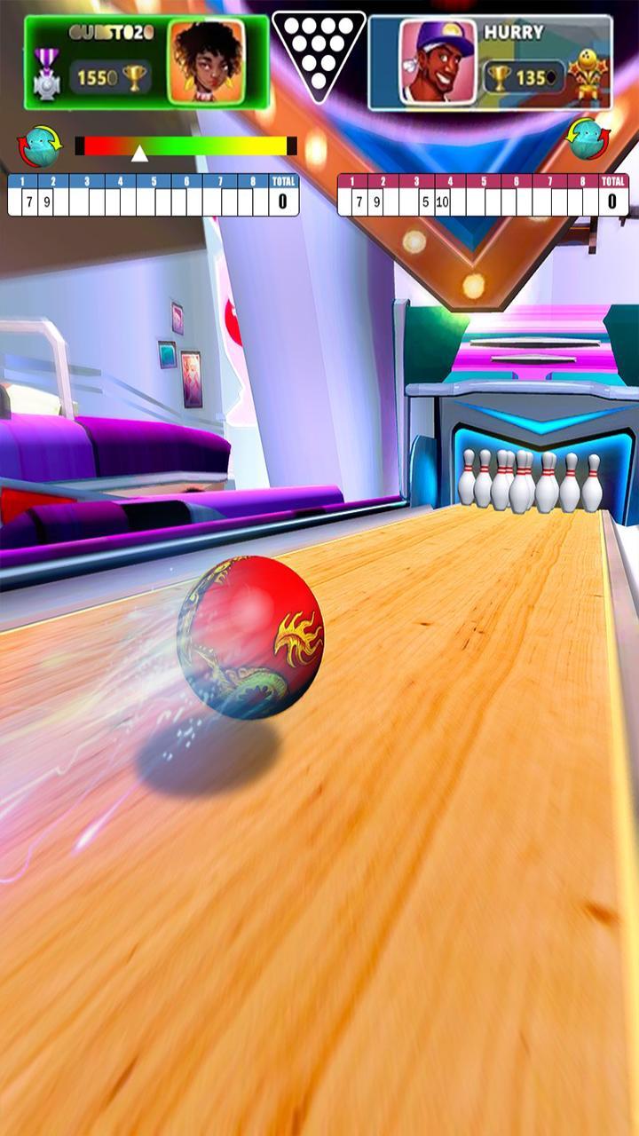 World Bowling Championship - New 3d Bowling Game 3 تصوير الشاشة