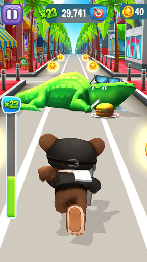 Angry Gran Run - Running Game скриншот 5