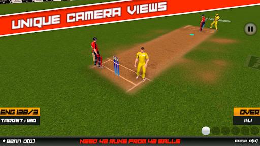 Cricket Superstar League 3D screenshot 11