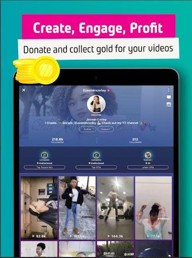 Triller - Crea vídeos screenshot 14