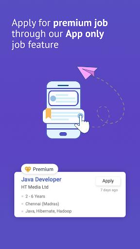 Shine.com: Job Search App | Latest Jobs, Vacancies screenshot 2