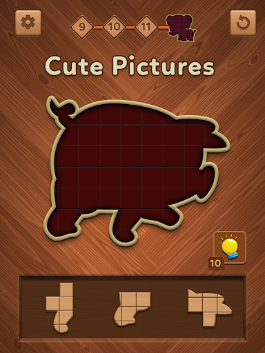 Jigsaw Wood Block Puzzle screenshot 13