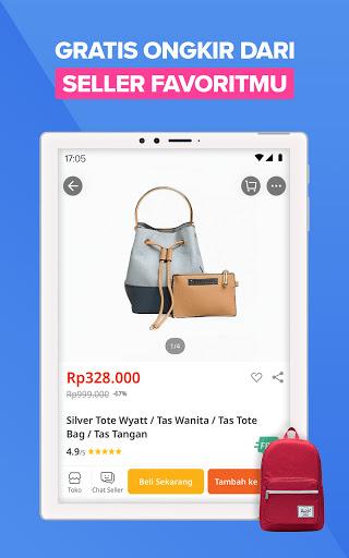Lazada Indonesia - Aplikasi Belanja Online Terbaik screenshot 14
