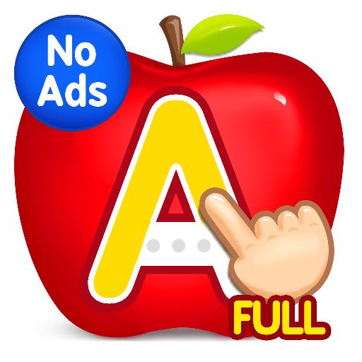 ABC Kids - Tracing & Phonics أيقونة