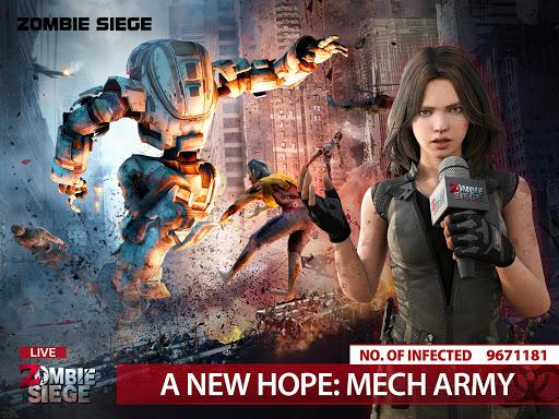 Zombie Siege: Last Civilization 9 تصوير الشاشة