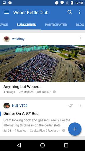 Weber Kettle Club screenshot 4