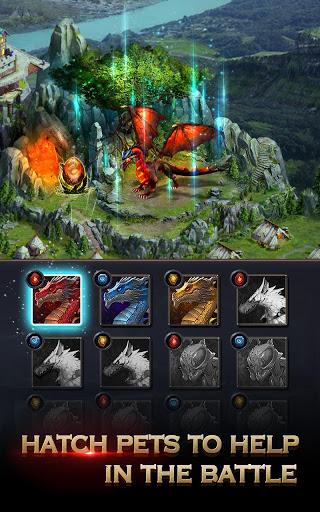 Age of Kings: Skyward Battle 3 تصوير الشاشة