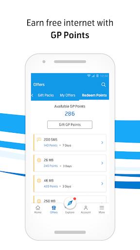 MyGP – Offers, Recharge, Live TV, FlexiPlan 5 تصوير الشاشة