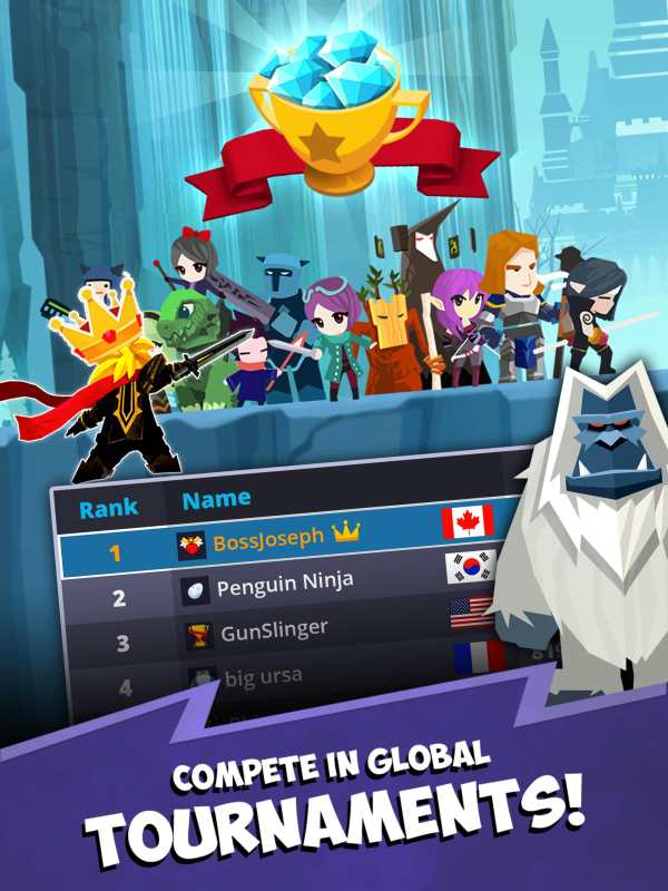 Tap Titans 2: Legends & Mobile Heroes Clicker Game screenshot 14