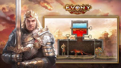 Evony - Đức Vua Trở Về screenshot 2