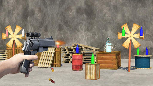 Bottle 3D Shooting Expert screenshot 8