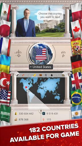 Modern Age – President Simulator Premium screenshot 5