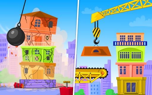 Permainan Pembangun screenshot 17