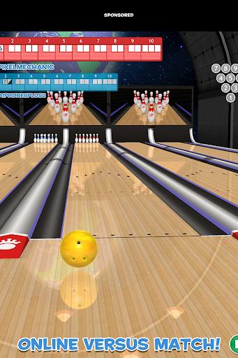 Strike! Ten Pin Bowling 12 تصوير الشاشة