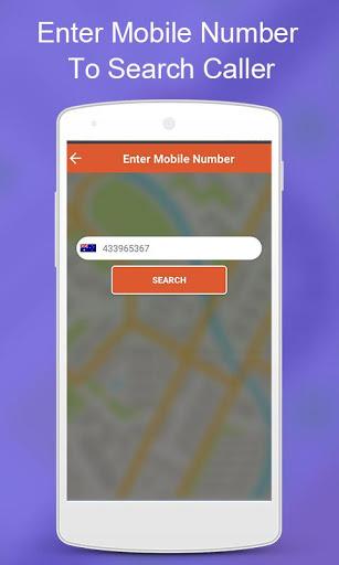 Mobile Number Location Finder - Voice Navigation screenshot 2
