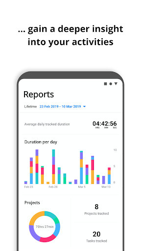 Boosted - Productivity & Time Tracker screenshot 7