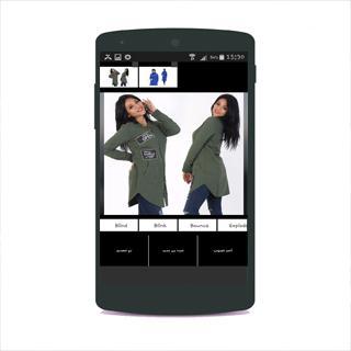 انتاج فيديو بالصور والموسيقى 3 تصوير الشاشة