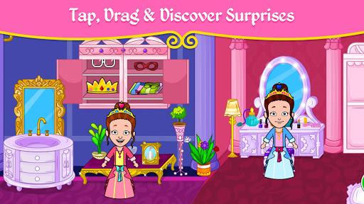 مدينة الأميرات - ألعاب بيت العرائس للأطفال 21 تصوير الشاشة