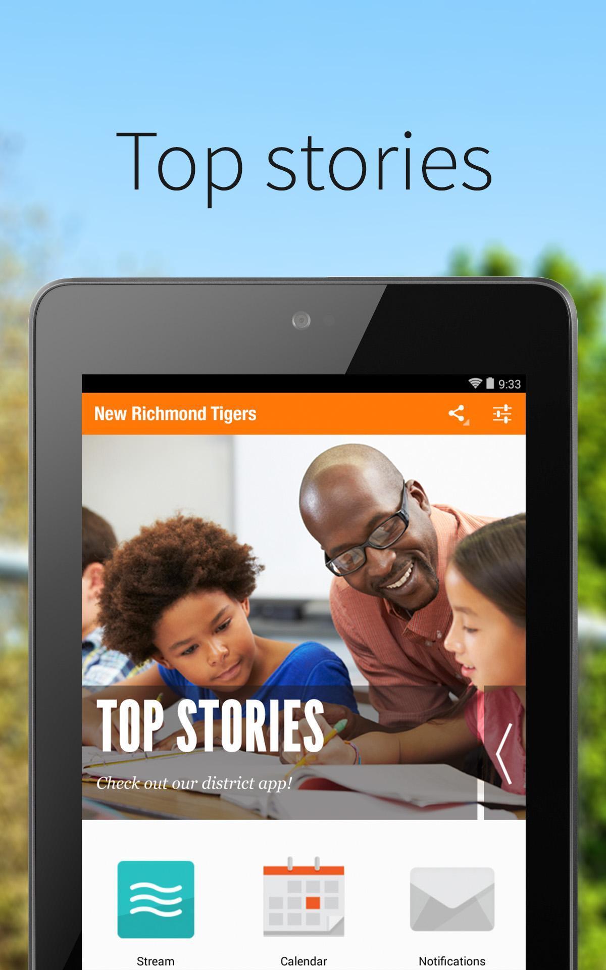 New Richmond Tigers screenshot 1
