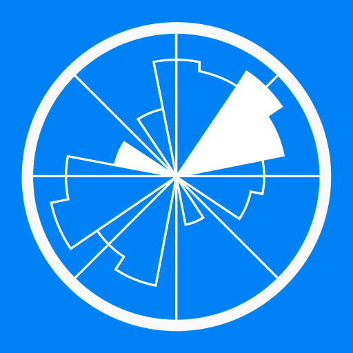 Windy.app: precise local wind & weather forecast icon