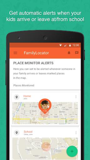 Zoemob Family Locator screenshot 2