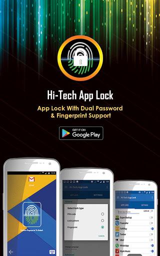 AppLock - Made in India screenshot 7