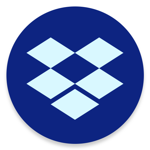 Dropbox: Cloud Storage, Photo Backup, File Manager icon