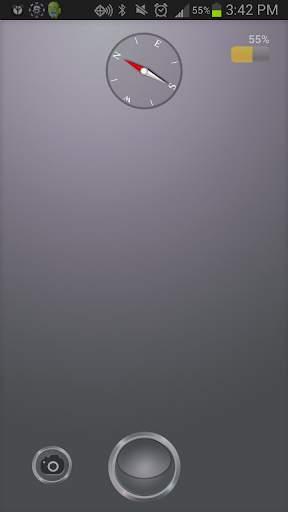Flashlight LED w/ Camera View screenshot 3