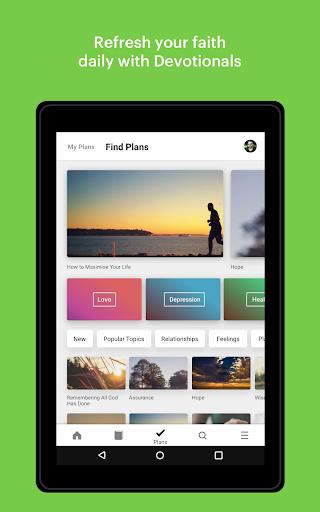 The Bible App Free   Audio, Offline, Daily Study screenshot 9