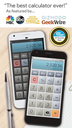 Calculator Plus Free screenshot 2