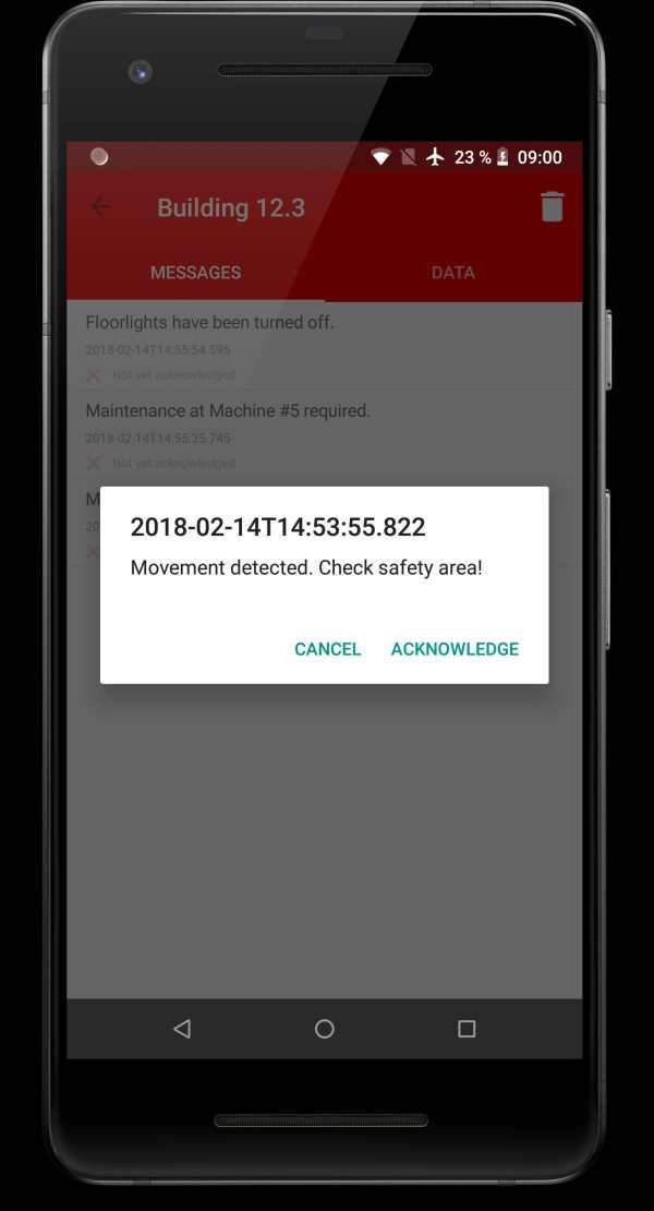 TwinCAT IoT Communicator скриншот 4