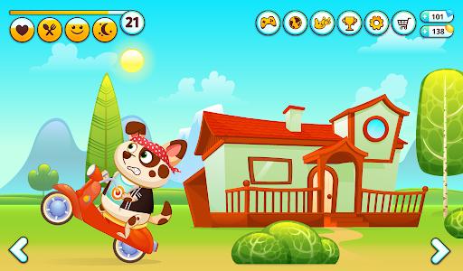 Duddu -حيواني الأليف الافتراضي 10 تصوير الشاشة