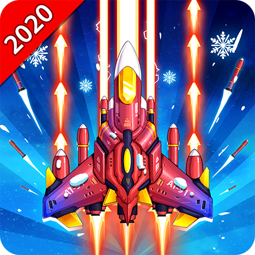 Strike Force - Arcade shooter - Shoot 'em up أيقونة