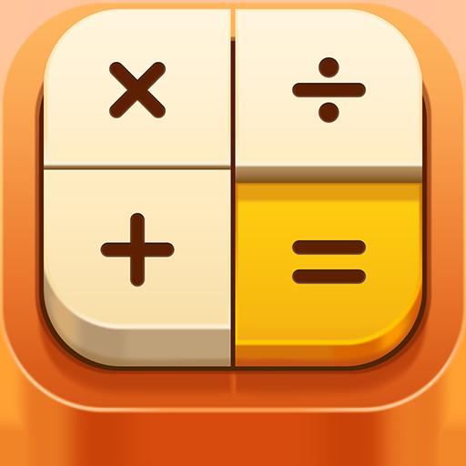 Calculator - CASIO style Multi calc with Remainder icon