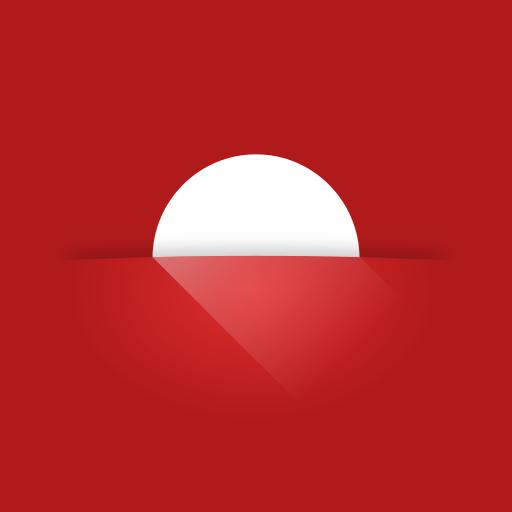 Twilight 🌅 Blue light filter for better sleep أيقونة