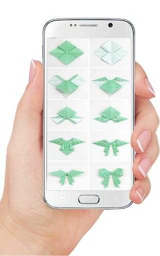 بسيطة اوريغامي دروس 4 تصوير الشاشة