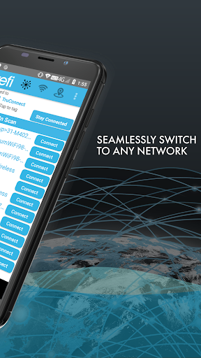 Find Wi-Fi - Automatically Connect to Free Wi-Fi screenshot 5