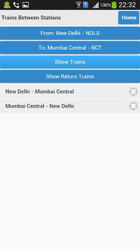 eRail.in Railways Train Time Table, Seats, Fare screenshot 6
