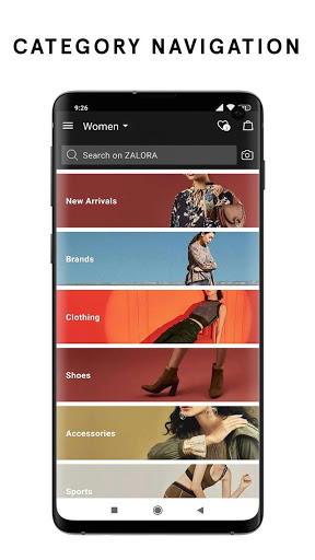 ZALORA - Fashion Shopping 4 تصوير الشاشة