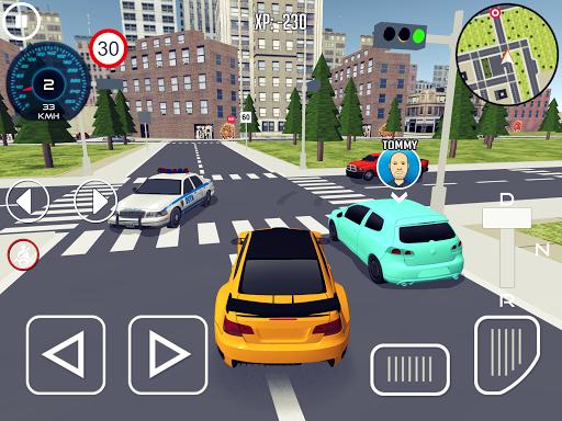 Driving School Simulator 2020 10 تصوير الشاشة