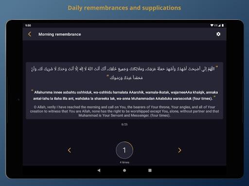 Salaat First (Prayer Times) screenshot 13