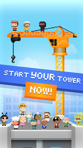 Tiny Tower - 8 Bit Life Simulator screenshot 4